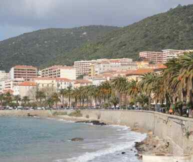 Hotels in Ajaccio