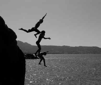 Die Menschen auf Korsika